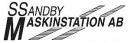 Södra Sandby Maskinstation AB logo