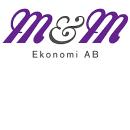 m & m ekonomi ab logo