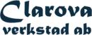 Clarova Verkstad AB logo
