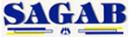 SAGAB Måleri AB logo