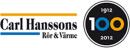 Carl Hanssons Rör & Värme AB logo