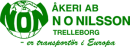 Åkeri AB Nils Olof Nilsson logo