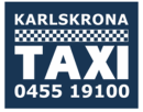 Karlskrona Taxi logo