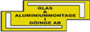 Glas- & Aluminiummontage i Göinge AB logo