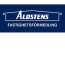 Aldstens Fastighetsförmedling logo