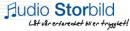 Audio Storbild logo
