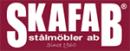 Skafab Stålmöbler AB logo
