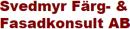 Svedmyr Färg- & Fasadkonsult AB logo