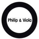 Philip & Viola logo