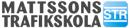 Mattssons Trafikskola i Västbo AB logo