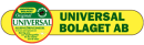 Universalbolaget logo