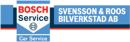 Svensson & Roos Bilverkstad AB logo