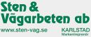 Sten & Vägarbeten AB logo