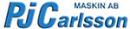 P J Carlsson Maskin AB logo