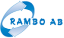 Rambo Tyft Återvinningscentral logo