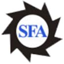 Svenska Fräs och Asfaltåtervinning AB, SFA logo