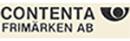 Contenta Frimärken AB logo