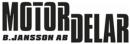 Motordelar B Jansson AB logo