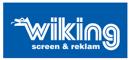 Wiking Screen & Reklam AB logo