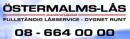Östermalms Lås logo