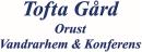 Tofta Gård Orust logo