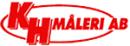 KH Måleri AB logo