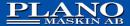 Plano Maskin AB logo