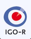 I.G.O-R AB logo