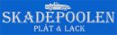 Skadepoolen Plåt och Lack logo