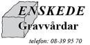 Enskede Gravvårdar AB logo