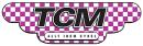 TCM Tyresö Cykelmagasin logo