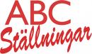ABC Ställningar Uppsala logo