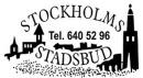 Stockholms Stadsbud AB logo