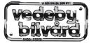 Vedeby Bilvård logo