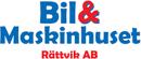 Bil & Maskinhuset Rättvik AB logo