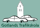 Gotlands Trafikskola AB logo