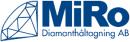 MiRo Diamanthåltagning AB logo