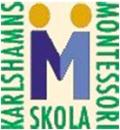 Karlshamns Montessori-Skola- Ek för logo
