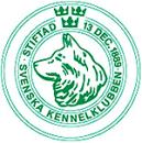 Svenska Kennelklubben (SKK) logo