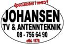 Johansen Radio TV logo