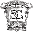 Sydsvenska Gymnastik Institutet logo