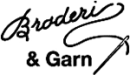 Broderi & Garn Drottninggatan logo