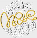 Salong M & E HB logo