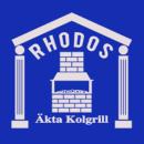 Rhodos Grekiska Kolgrillen HB logo