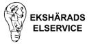 Ekshärads Elservice logo