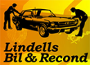 Lindells Bil & Recond logo