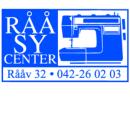 Råå Sy-Center logo