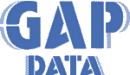 GAP DATA logo