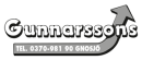 Gunnarssons Maskinstation AB logo