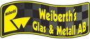 Weiberths Glas & Metall AB logo